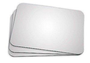 Mouse Pad - EVA retangular grande 19x23 4mm