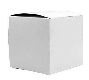 Caixa para caneca sublimável branca c/ 12un
