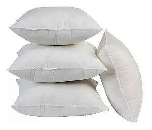 Enchimento para capa de almofada - Diversas medidas