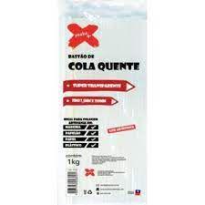 Cola Quente Refil Fino 1kg Make+