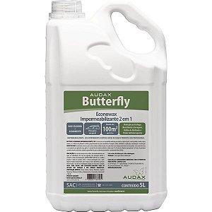 Cera 2 em 1 Butterfly Econowax Impermeabilizante 5L - Audax