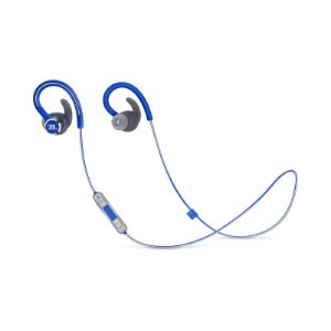 Fone de Ouvido Esportivo JBL Reflect Contour 2 In-Ear Bluetooth Azul