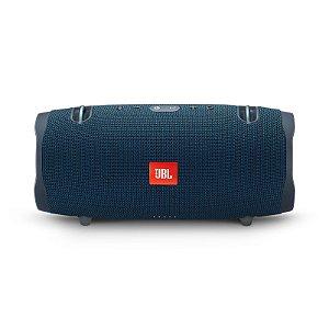 Caixa de Som Bluetooth JBL Xtreme 2 40W RMS À Prova D'água Azul