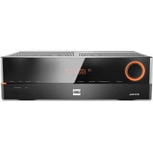 Receiver JBL 5.1 Canais AVR-1010 375W HDMI 3D 4K 110V