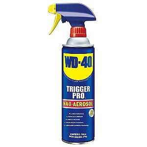 Lubrificante Desengripante Multiuso Spray Trigger Pro 591ml WD-40