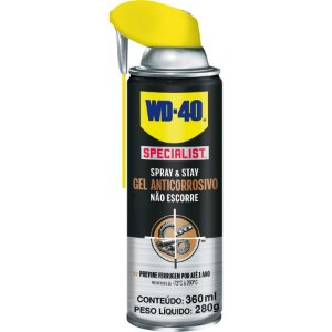 Gel Anticorrosivo Spray Specialist 360ml WD-40