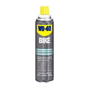 Limpador de Correntes e Desengraxante Aerosol Bike 285ml WD-40