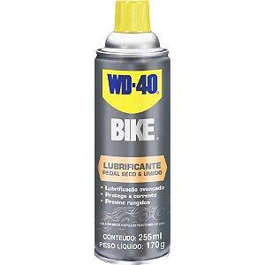 Lubrificante Pedal Seco & Úmido BIKE 255ml WD-40