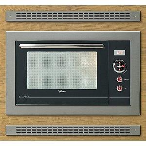 Forno Elétrico de Embutir Fischer Gratinatto 44 Litros Inox 127V