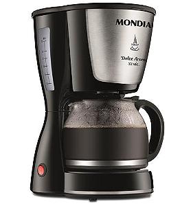 Cafeteira Elétrica Mondial Dolce Arome 32 Xícaras C-32I 127V