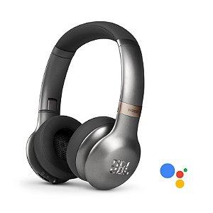 Fone de Ouvido JBL Everest 310GA Headphone Bluetooth Assistente de Voz Grafite