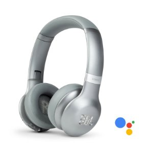 Fone de Ouvido JBL Everest 310GA Headphone Bluetooth Assistente de Voz Cinza