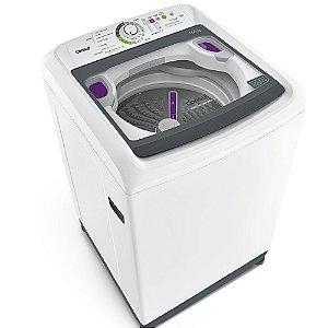 Máquina de Lavar Consul 16kg Dosagem Extra Econômica e Ciclo Edredom CWL16AB Branca 110V