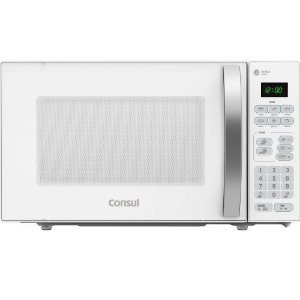 Micro-ondas Consul com Função Descongelar CMA20BB Branco 20 Litros 220V
