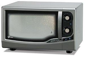 Forno Elétrico de Bancada Fischer Gourmet Grill 44 Litros Inox 127V