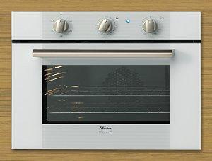 Forno Elétrico de Embutir Fischer Infinity 50 Litros Branco 127V