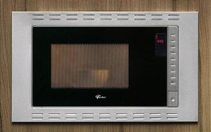 Forno Micro-ondas de Embutir Fischer Fit Line 25 Litros Inox 127V