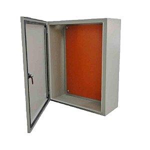 Painel Quadro de Montagem 80 X 60 X 25 Lukbox -  PML806025