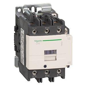 Contator Tripolar 9A 1NA+1NF 220VCA - LC1D09M7 Schneider Electric