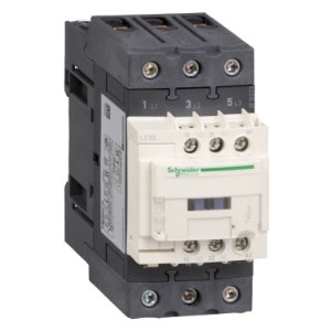 Contator Tripolar Tesys D Everlink 40A 1NA+1NF 220VCA - LC1D40AM7 Schneider Electric