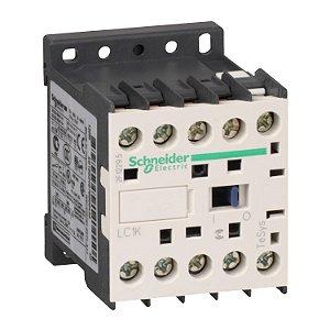 Contator Tripolar Tesys K 9A 1NA 24VCC - LP1K0910BD Schneider Electric