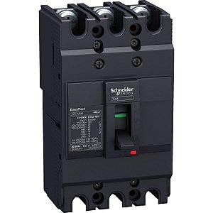 Disjuntor 100A 3 Posições - EZC100N3100 Schneider Electric