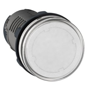 Sinalizador 2mm Led Branco 24V AC/DC - XA2EVB1LC Schneider Electric