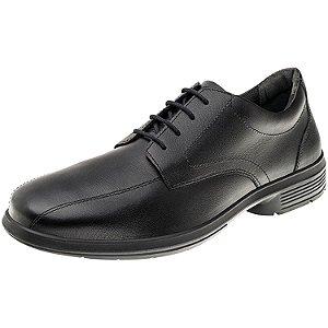 Sapato de Segurança de Couro Marluvas 20S29-T CA33698 Preto