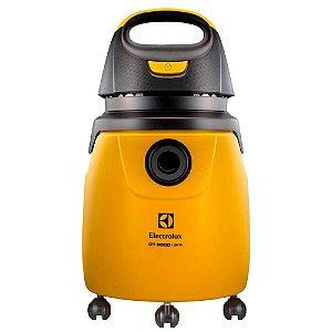 Aspirador de Pó e Água Electrolux Profissional GT30N Amarelo 127V