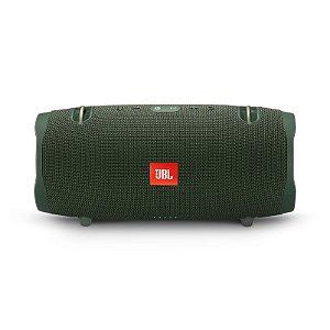 Caixa de Som Bluetooth JBL Xtreme 2 40W RMS À Prova D'água Verde