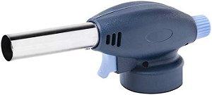 Maçarico Brinox Multiuso 17cm Glace Azul
