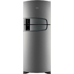 Geladeira Refrigerador Consul Frost Free 437L 2 Portas CRM55AKANA 127V Platinum