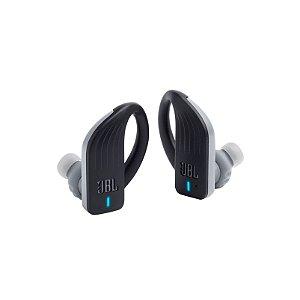 Fone de Ouvido Esportivo JBL Endurance Peak À Prova D'água Bluetooth Preto
