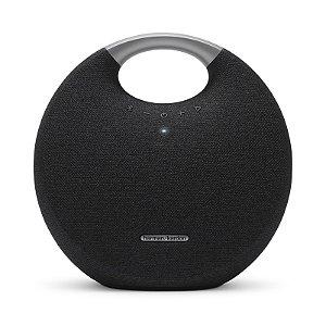 Caixa de Som Bluetooth Harman Kardon Onyx Studio 5 50W Preto