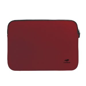 "Capa Sleeve para Notebook C3TECH 15.6"" Seattle SL-15RD Vermelha"
