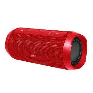 Speaker C3Tech Bluetooth Pure Sound SP-B150RD Vermelha