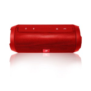 Speaker C3Tech Bluetooth Pure Sound SP-B150RD Vermelha