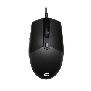 Mouse Gamer HP USB M260 6400DPI RGB Preto