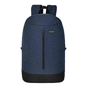 "Mochila para Notebook C3Tech 15.6"" DUBLIN MC-20BL Azul"