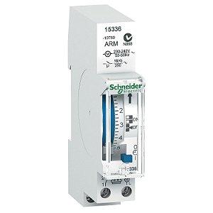 Interruptor Horário Mecânico IH 18mm 24H - Schneider Electric