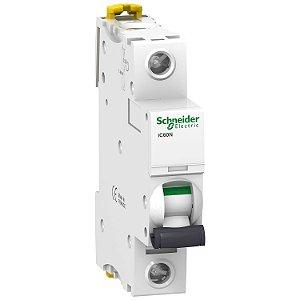 Disjuntor Acti9 IC60N 1P C 16A 230V - A9F74116BR Schneider Electric