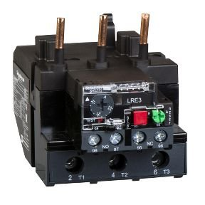 Rele Térmico Tesys E Classe 10 30-38A 1NA+1NF - LRE35 Schneider Electric