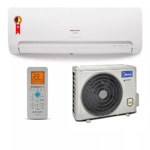 Ar Condicionado Split Inverter Springer Midea Só Frio High Wall 9.000 BTUs 42MBCB09M5 - 220V