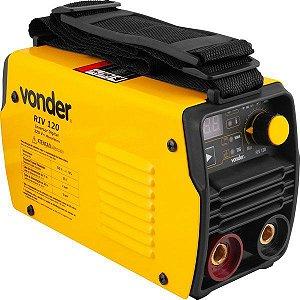 Inversor de Solda Digital Vonder com Maleta RIV120 220V