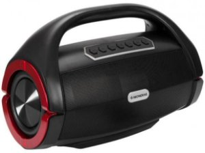 Speaker Mondial Monster Sound SK-06 Preta Bivolt