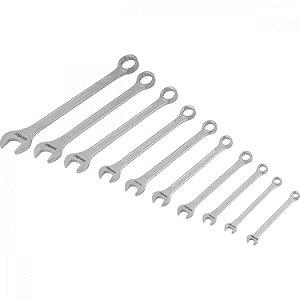 Jogo de Chaves Combinadas Vonder 6 mm a 22 mm 10 Peças
