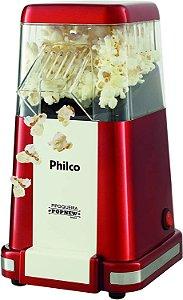 Pipoqueira Philco Pop New PPI02 Vintage Vermelho 110V