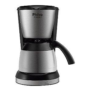 Cafeteira Philco Thermo PH30 Preto/Prata 127V