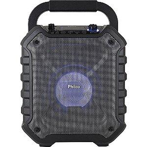 Caixa Acústica Philco com Bluetooth e Bateria Interna 100W PCX1100 Preta