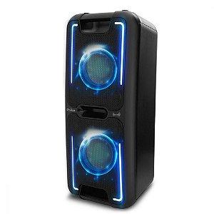 Caixa de Som Philco Acústica Bluetooth 250 WRMS  PCX5501N Preto Bivolt